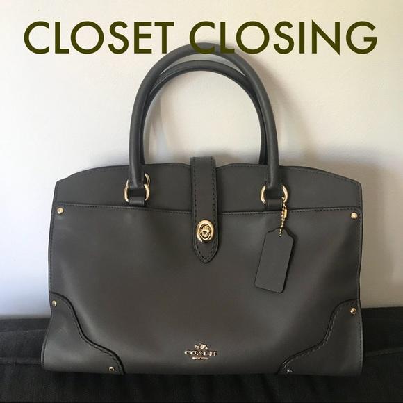 8db184809c74 Coach Handbags - DEAL‼️PRICE FIRM Coach Mercer 30 in Chestnut